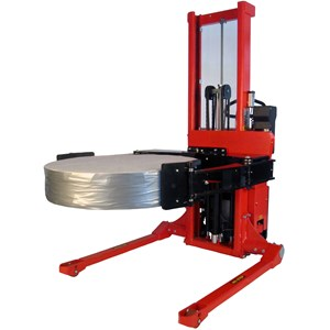 Reel Rotator with straddle legs 1